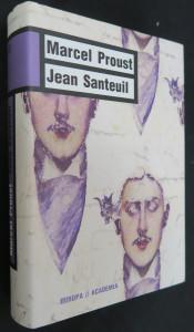 náhled knihy - Jean Santeuil