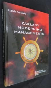 náhled knihy - Základy moderního managementu