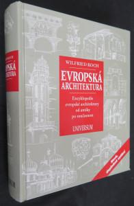 náhled knihy - Evropská architektura : encyklopedie evropské architektury od antiky po současnost