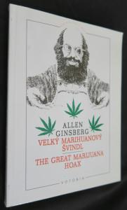 náhled knihy - Velký marihuanový švindl