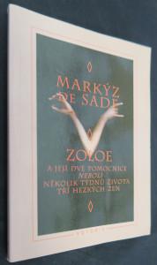 náhled knihy - Zoloe a její dvě pomocnice, neboli, Několik týdnů života tří hezkých žen