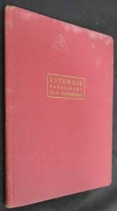náhled knihy - Liturgie patriarchy K. Farského