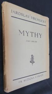 náhled knihy - Mythy. Cyklus prvý. Část 2
