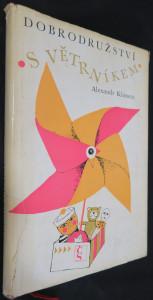 náhled knihy - Dobrodružství s větrníkem