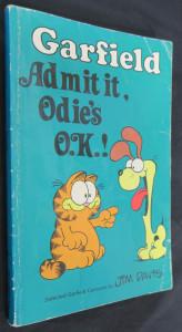 náhled knihy - Garfield: Admit it, Odie´s O.K.!