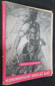 náhled knihy - Monumentální Mikoláš Aleš