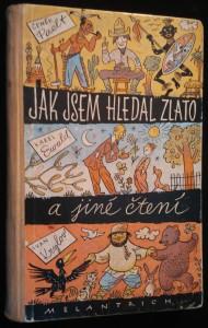 náhled knihy - Jak jsem hledal zlato a jiné čtení