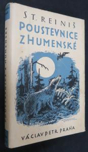 náhled knihy - Poustevnice z Humenské