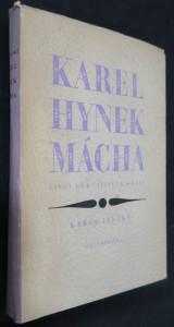 náhled knihy - Karel Hynek Mácha : život uchvatitele krásy