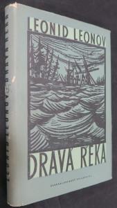 náhled knihy - Dravá řeka
