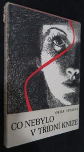 náhled knihy - Co nebylo v třídní knize