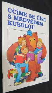 náhled knihy - Učíme se číst s medvědem Kubulou