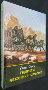 náhled knihy - Tajemství arizonské divočiny