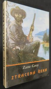 náhled knihy - Ztracená řeka