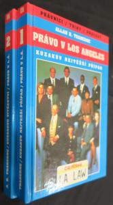náhled knihy - Právo v Los Angeles. I. a II. díl