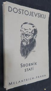 náhled knihy - Dostojevskij : sborník statí k padesátému výročí jeho smrti 1881-1931