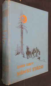 náhled knihy - Hřmící stádo