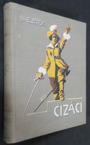 náhled knihy - Cizáci - III. a IV. díl