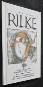 náhled knihy - Píseň o lásce a smrti korneta Kryštofa Rilka
