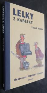 náhled knihy - Lelky z kabelky