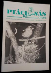 náhled knihy - Ptáci kolem nás 1/1998