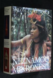 náhled knihy - Neznámou Mikronésií