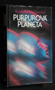 náhled knihy - Purpurová planeta : vědeckofantastický román