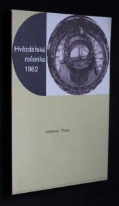 náhled knihy - Hvězdářská ročenka 1982