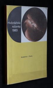 náhled knihy - Hvězdářská ročenka 1983