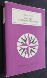 náhled knihy - Povídky ; Pozůstalost za života