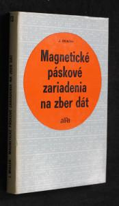 náhled knihy - Magnetické páskové zariadenia na zber dát