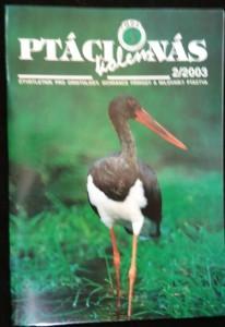 náhled knihy - Ptáci kolem nás 2/2003