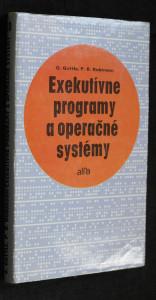náhled knihy - Exekutívne programy a operačné systémy