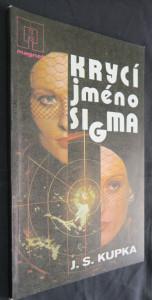náhled knihy - Krycí jméno Sigma