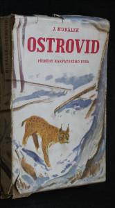 náhled knihy - Ostrovid : příběhy karpatského rysa