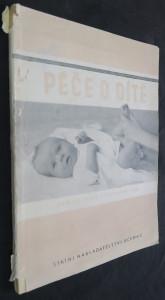 náhled knihy - Péče o dítě : učebnice nauky o domácnosti pro IV. třídu středních škol