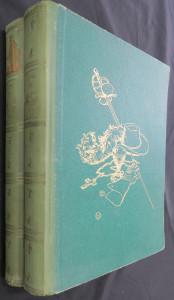 náhled knihy - Tři mušketýři po dvaceti letech (2 svazky)