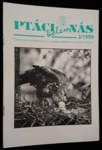 náhled knihy - Ptáci kolem nás 3/1999