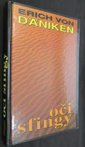 náhled knihy - Oči sfingy : nové pohledy na prastarou zemi na Nilu