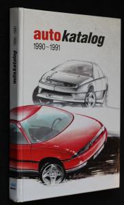 náhled knihy - AutoKatalog : 1990-1991