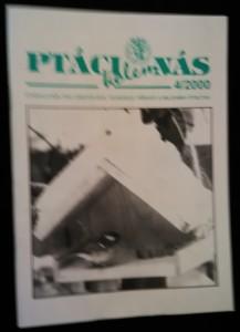 náhled knihy - Ptáci kolem nás 4/2000
