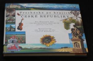 náhled knihy - Procházka po krajích České republiky = Die Regionen der Tschechischen Republik stellen sich vor = Discovering the regions of the Czech Republic
