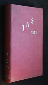náhled knihy - Jas: rodinný obrázkový týdeník. Ročník XII., 1938.