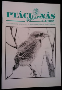 náhled knihy - Ptáci kolem nás 3-4/2001