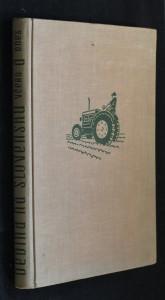náhled knihy - Dedina na Slovensku včera a dnes : vychádza z príležitosti 10. výročia založenia prvých jednotných rolnických družstiev