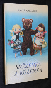 náhled knihy - Sněženka a Růženka