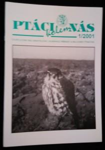 náhled knihy - Ptáci kolem nás 1/2001