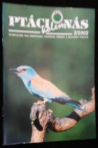 náhled knihy - Ptáci kolem nás 2/2002