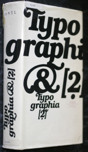 náhled knihy - Typographia. 2, Fotosazba = Fotonabor = Photocomposition = Photosatz = Fotozetsel