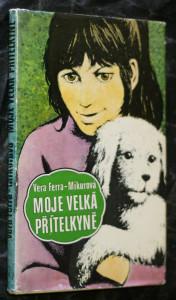 náhled knihy - Moje velká přítelkyně